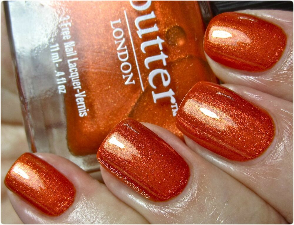 butter LONDON 3 Free Nail Lacquer .4 oz - Sunbaker   | eBay