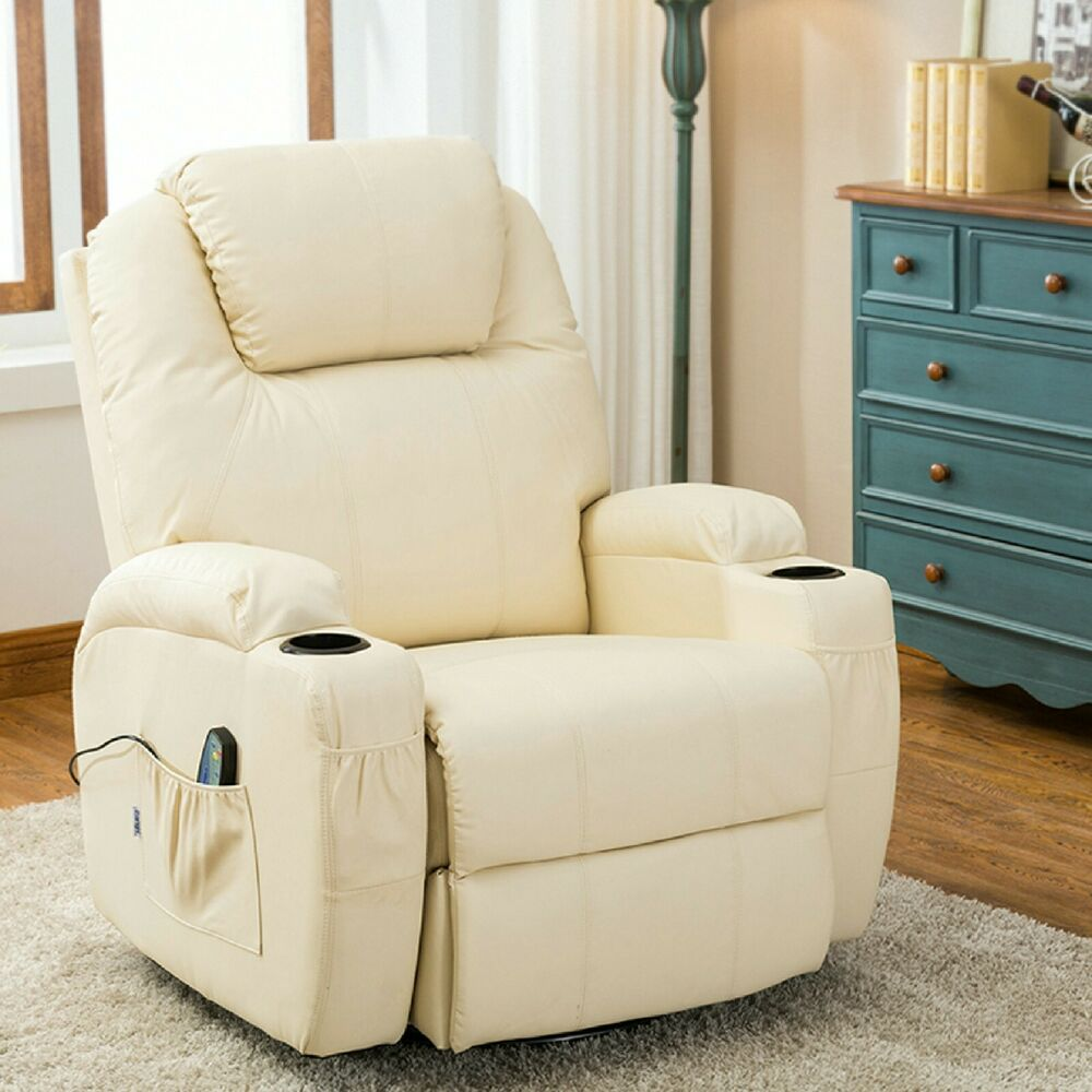 mcombo massagesessel fernsehsessel relaxsessel heizung mit ohne dreh schaukel ebay. Black Bedroom Furniture Sets. Home Design Ideas