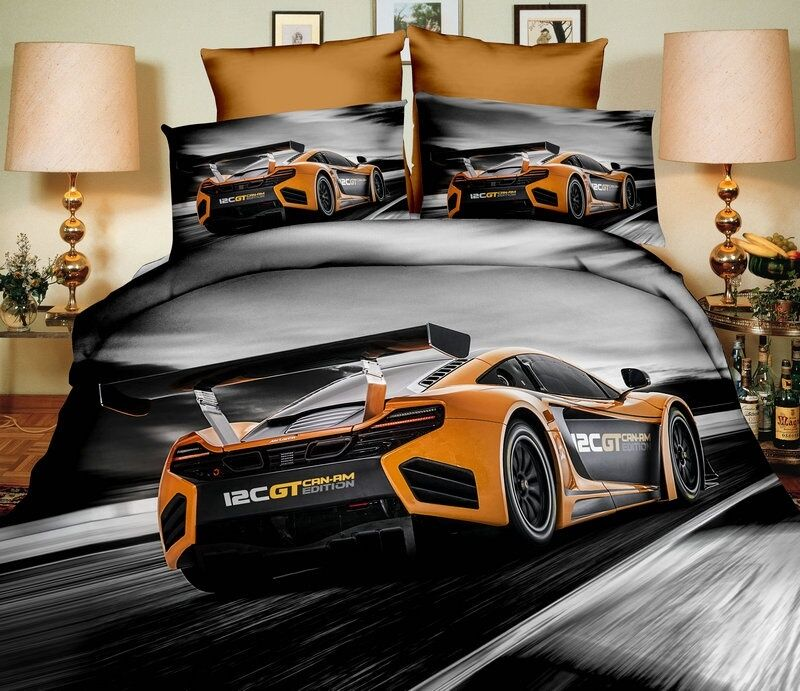 Printed 3D Luxury Duvet Covers Quilt Cover Bedding Sets