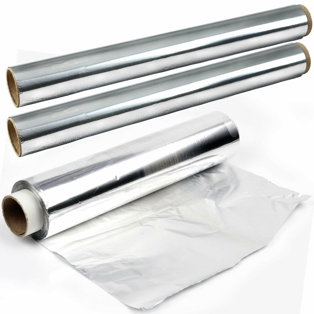 aluminum foil and tin foil Such is the case of aluminum foil, which was invented in 1910 this common household product blocks light, moisture and aroma, making it ideal to preserve and cook food it is used to pack soups and drinks, to bake and to wrap food.