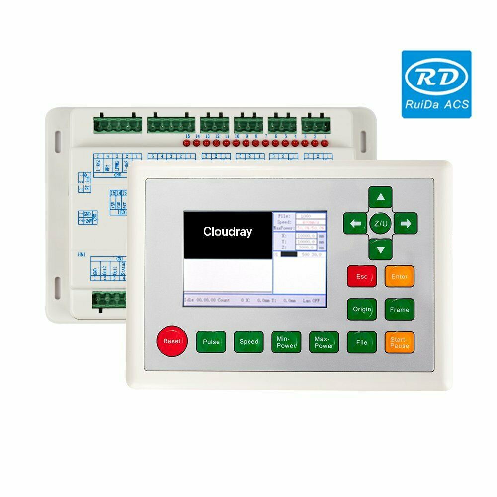 Ruida Rdc6442g Co2 Laser Controller System Dsp For Cutter