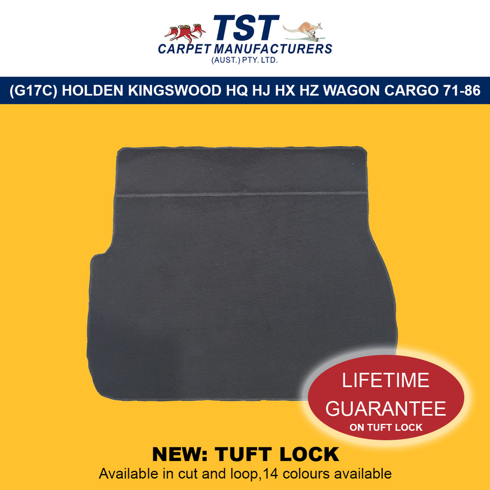 MOULDED CAR CARPETS (G17C) HOLDEN KINGSWOOD HQ HJ HX HZ WAGON CARGO 71-86 | eBay