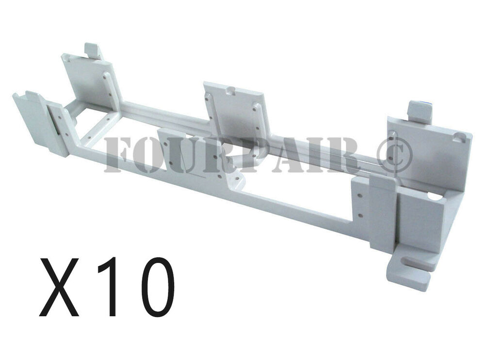 10 Pack Lot 89d Wall Mount Stand Off Bracket For 50 Pair