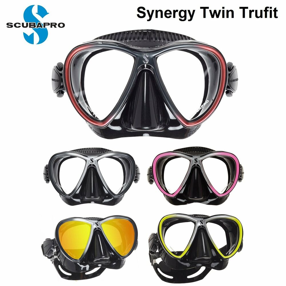 scubapro synergy twin trufit mask 24 713 scuba diving