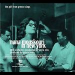Nana Mouskouri in New York the girl from Greece sings 1999 Mercury CD