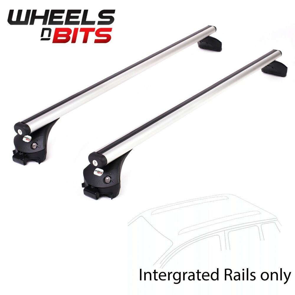 Aluminium Roof Rack For Integrated Bars Ford Galaxy 2011