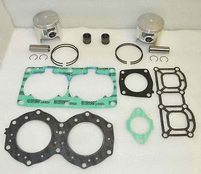 Top End Rebuild Kit Yamaha 650 PWC 010-802-10 77mm (Standard) Wave Runner