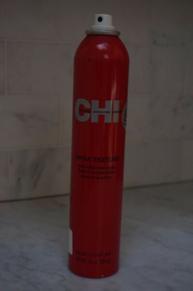 10 oz. Chi Infra Texture Dual Action Hair Spray. 284g. NEW. FREE SHIPPING.