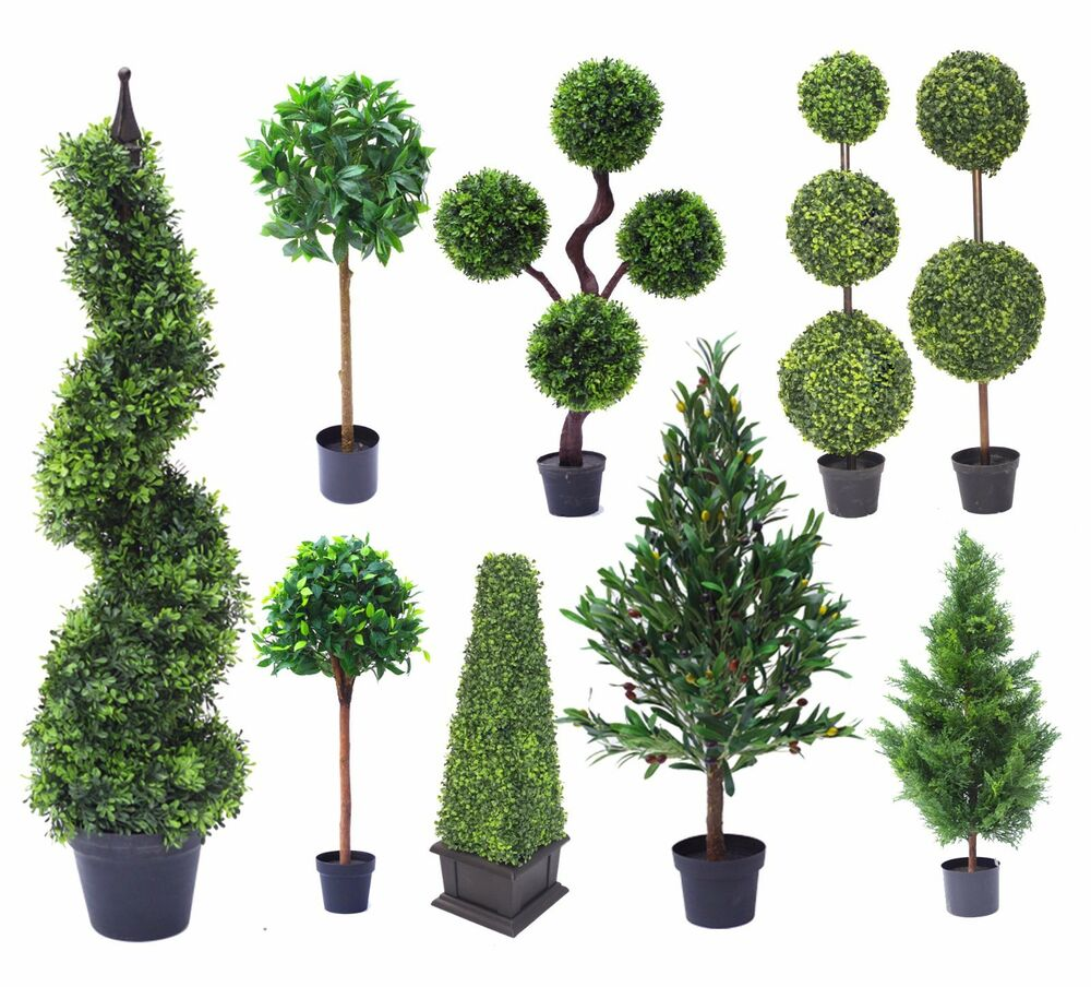 realistic foliage large artificial plant topiary ball. Black Bedroom Furniture Sets. Home Design Ideas