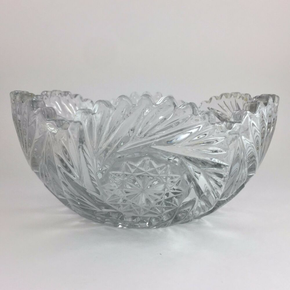 Large Clear Gl Bowls Robinsonnetwork Org