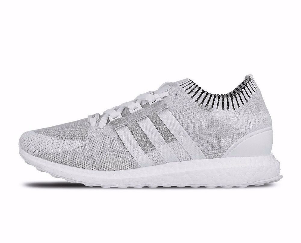 innovative design 107e6 d9e1d Adidas Boost EQT Support Ultra PK Vintage White Core Black Primeknit BB1242  US13 889136971909   eBay