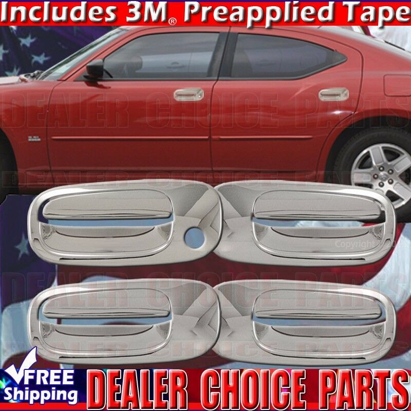 For 2006 2007 2008 2009 2010 DODGE CHARGER Chrome Door