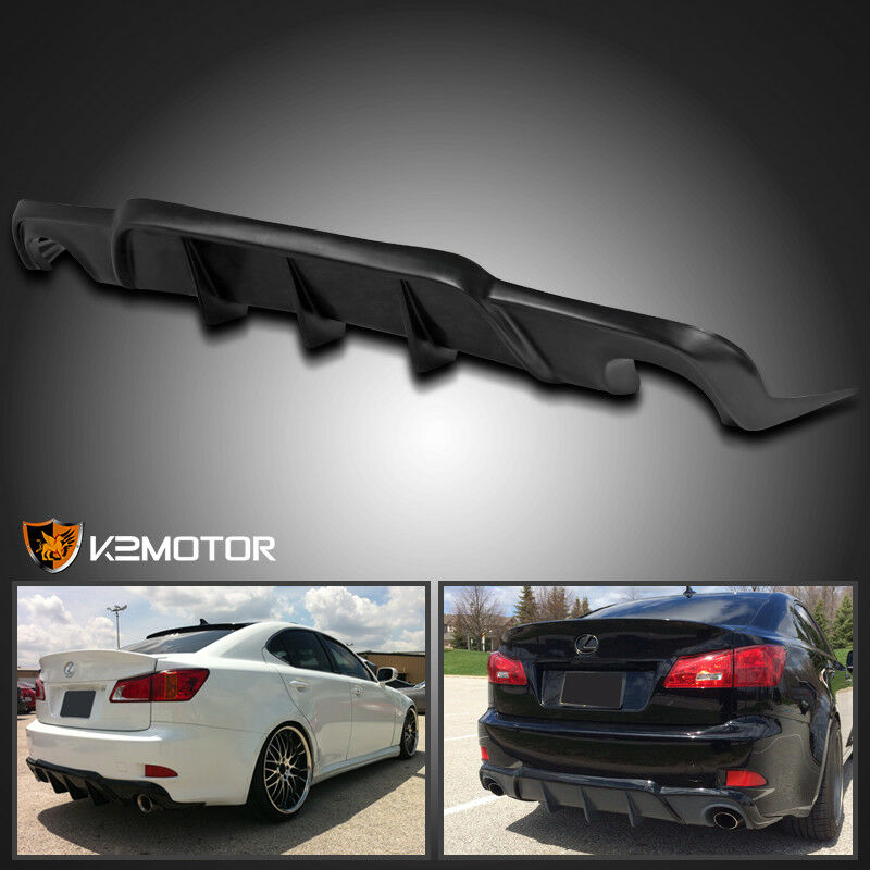 2006 Lexus Is 250 Awd For Sale: For 06-13 Lexus IS250 IS350 ISF Type V Rear Bumper Lower