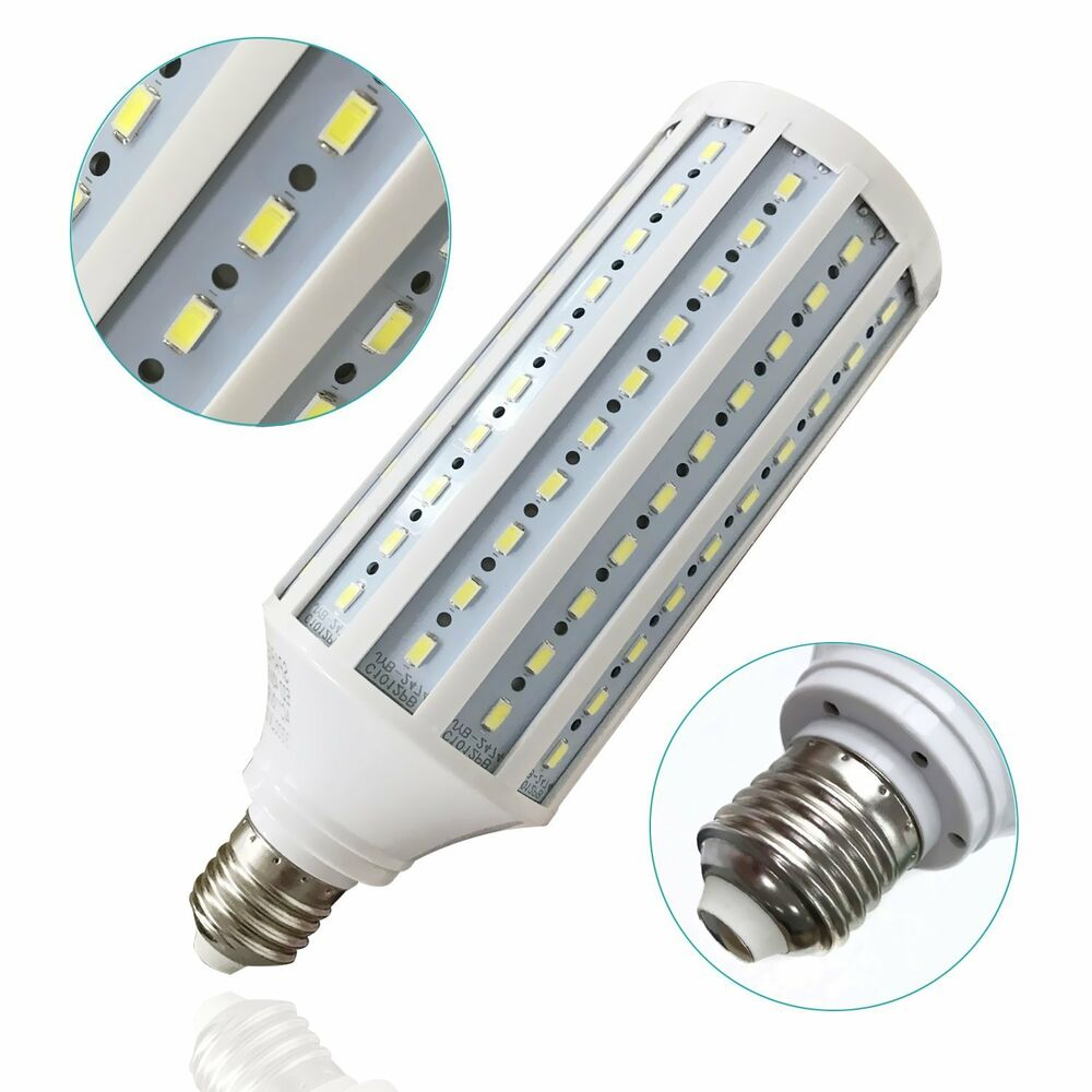 12V LED Corn Bulb 5730 SMD Cool / Warm White LED Bulb