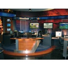 Virtual Sets, Backgrounds, Special effects, Newsroom  Green Screen + Chroma key