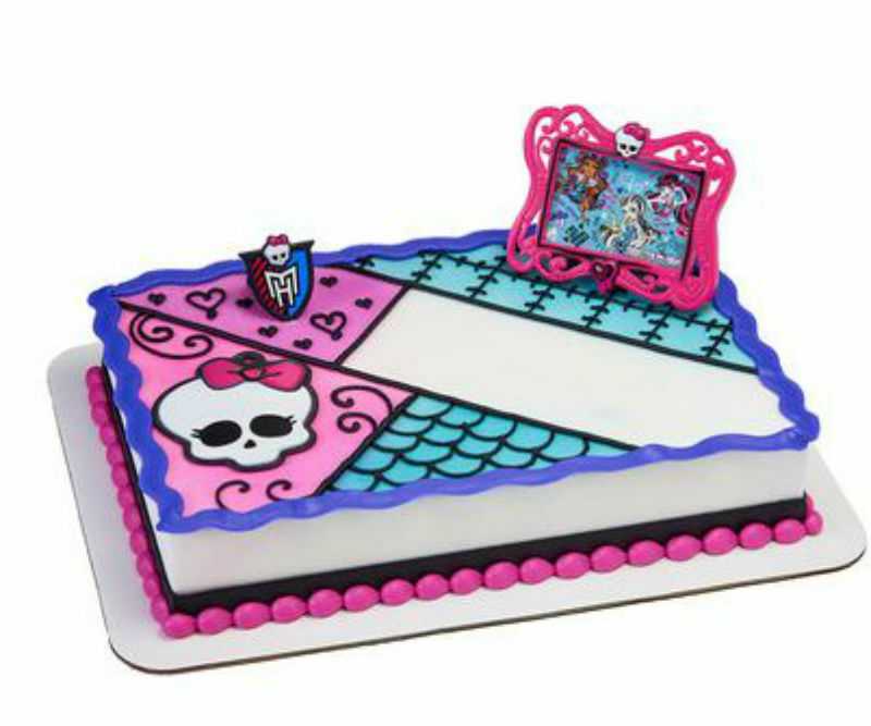Monster High Cake eBay