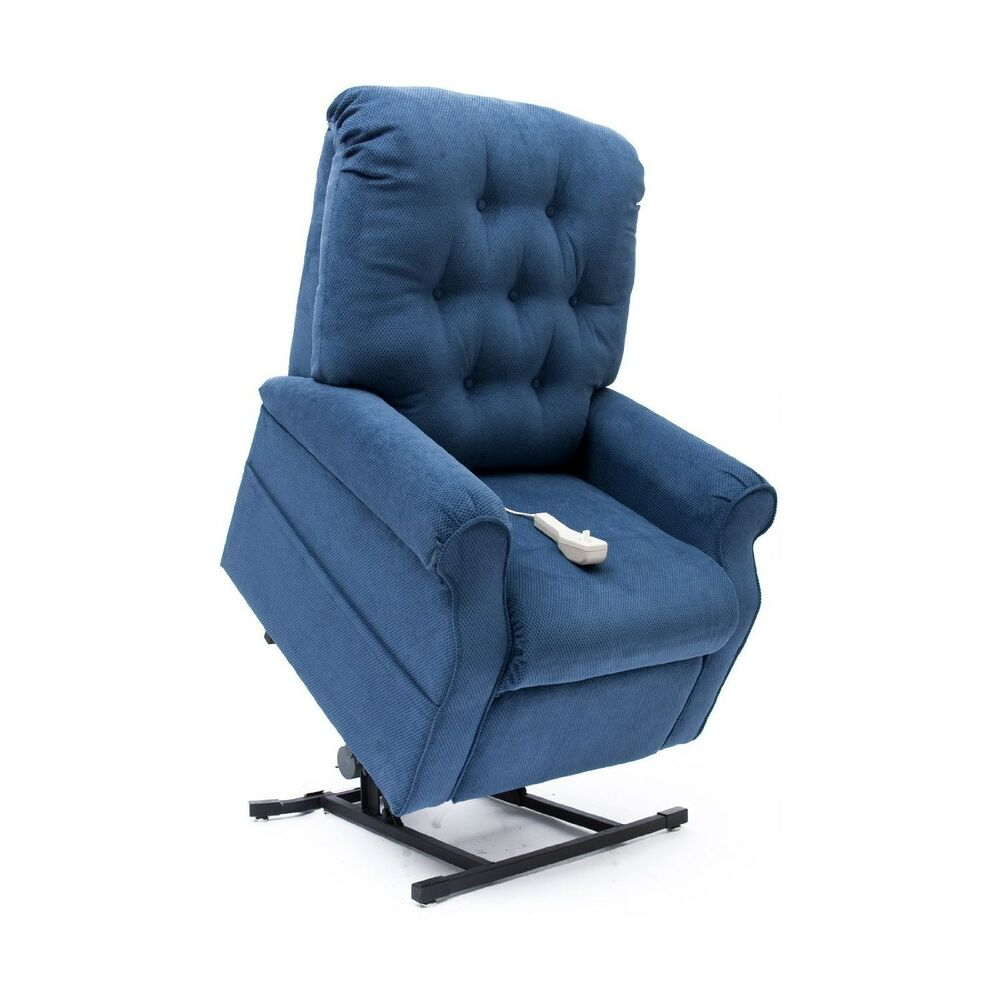 New Navy Blue Easy Comfort Lc 200 Power Electric Lift