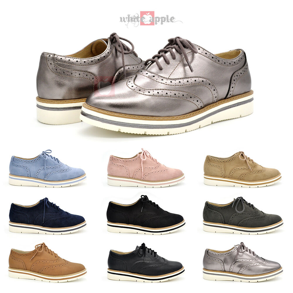 Wanted Womens Oxford Shoes