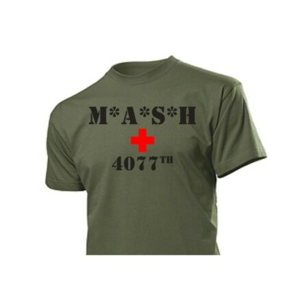 img-MASH 4077 T-Shirt M*A*S*H 4077th #3 M.A.S.H. Größe 3 -5XL US Army Medical Corps