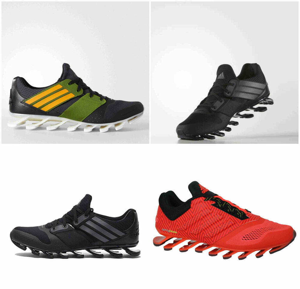 6c2519558de6 Details about Adidas Springblade Drive 2 Mens Running Shoes Solyce Trainers  Sports Gym