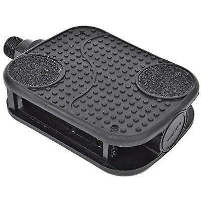 """SUNLITE BAREFOOT CRUISER RESIN BLACK 1//2/"""" BICYCLE PEDALS"""