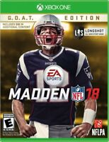 Madden NFL 18: G.O.A.T. Edition Xbox One