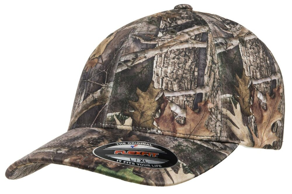 bd6e395963d Details about Flexfit® 6988 TrueTimber Kanati Camo Fitted Flex Fit Cap  Outdoors Camouflage Hat