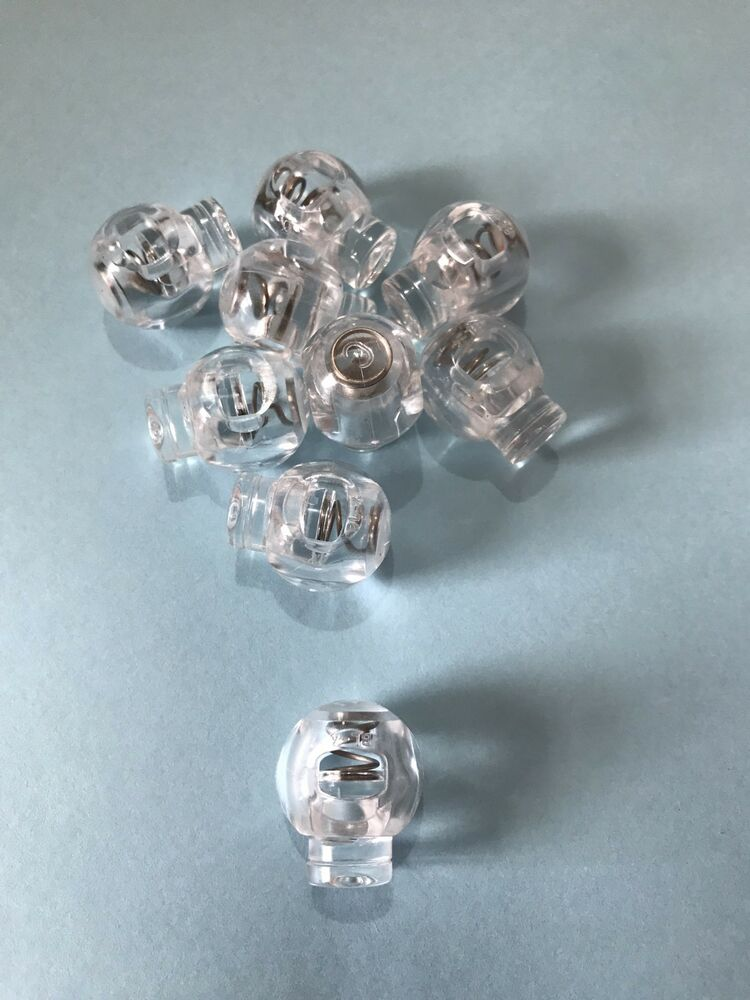 Roman Blind Cord Stoppers Toggles X10 Ebay