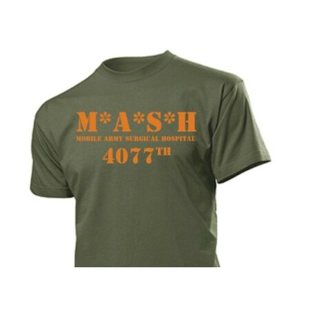 img-MASH 4077 T-Shirt M*A*S*H 4077th #2 M.A.S.H. Größe S-XXL US Army Medical Corps