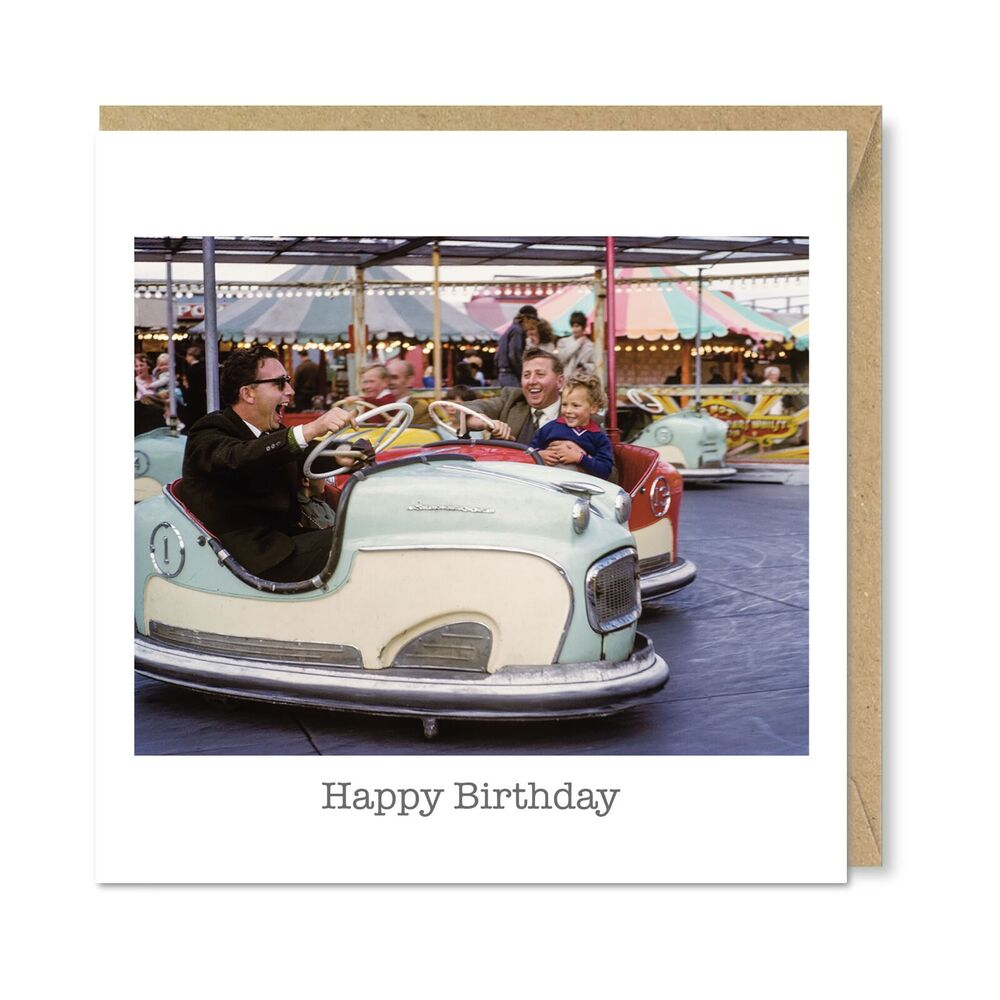 Details About Unique Vintage Retro Humour Birthday Card For Him Father
