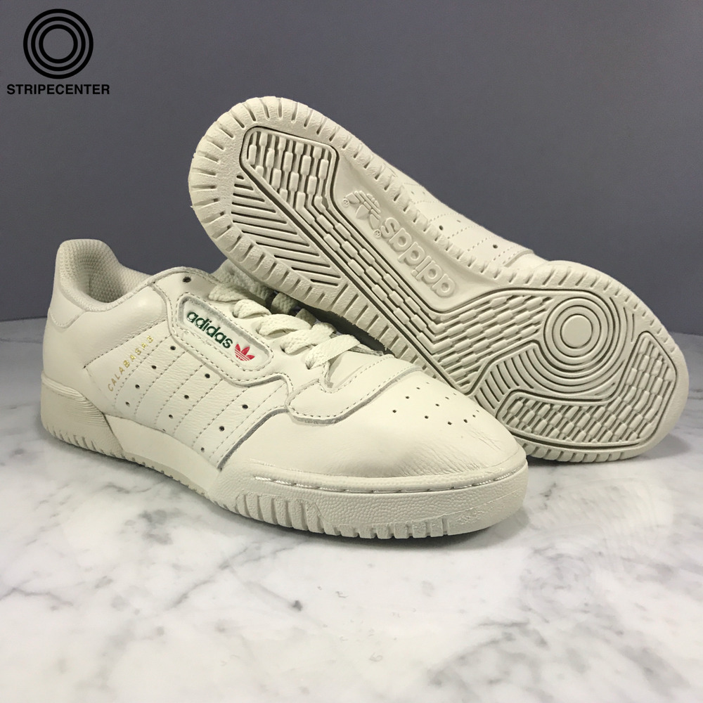 Details about adidas YEEZY POWERPHASE  CALABASAS  - CWHITE CWHITE CWHITE -  CQ1693 1016ca70c