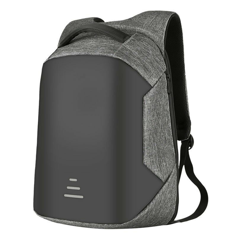 7089722a15c1 Details about BAIBU Waterproof Anti-theft Laptop Backpack USB Charging Port  School Travel Bag