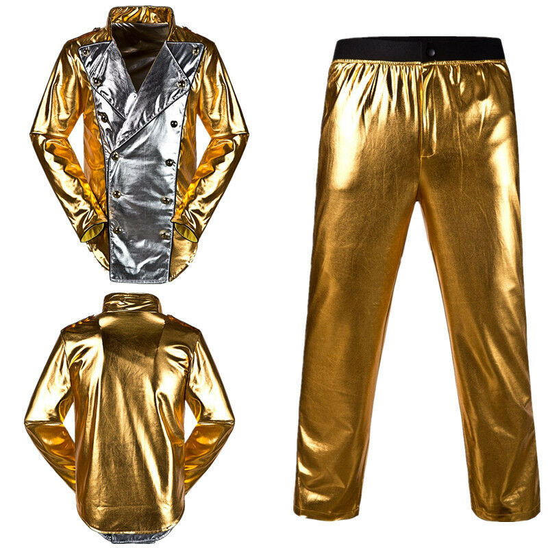 outfit goud