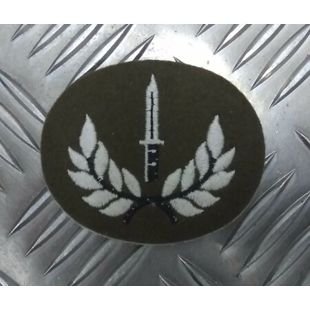 img-Genuine British Army Class 1 Infantry Soldiers Qualification Sew on Patch