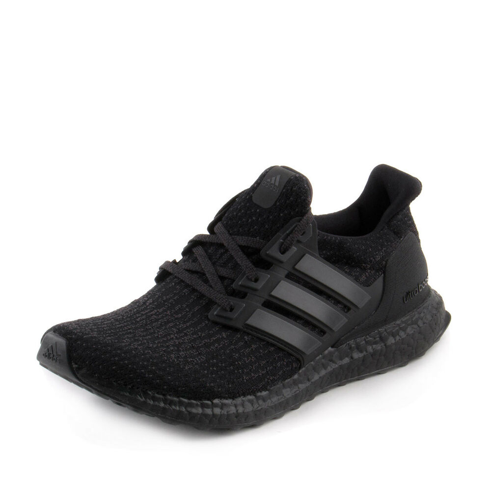 premium selection 9cb9e 979ea Details about Adidas Mens UltraBoost Triple Black 3.0 CG3038 SOLD OUT