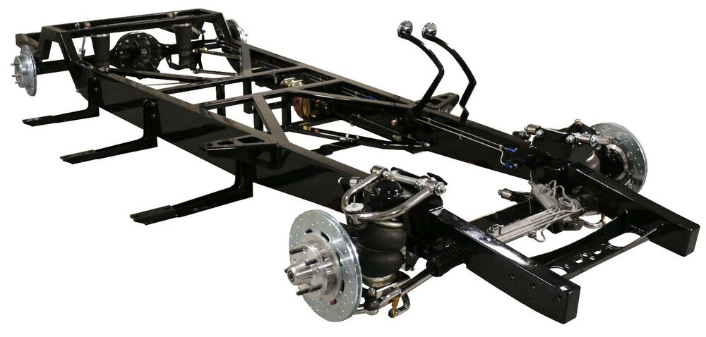 Tci Lowrider 1953 1956 Ford F 100 Pickup Air Ride Chassis