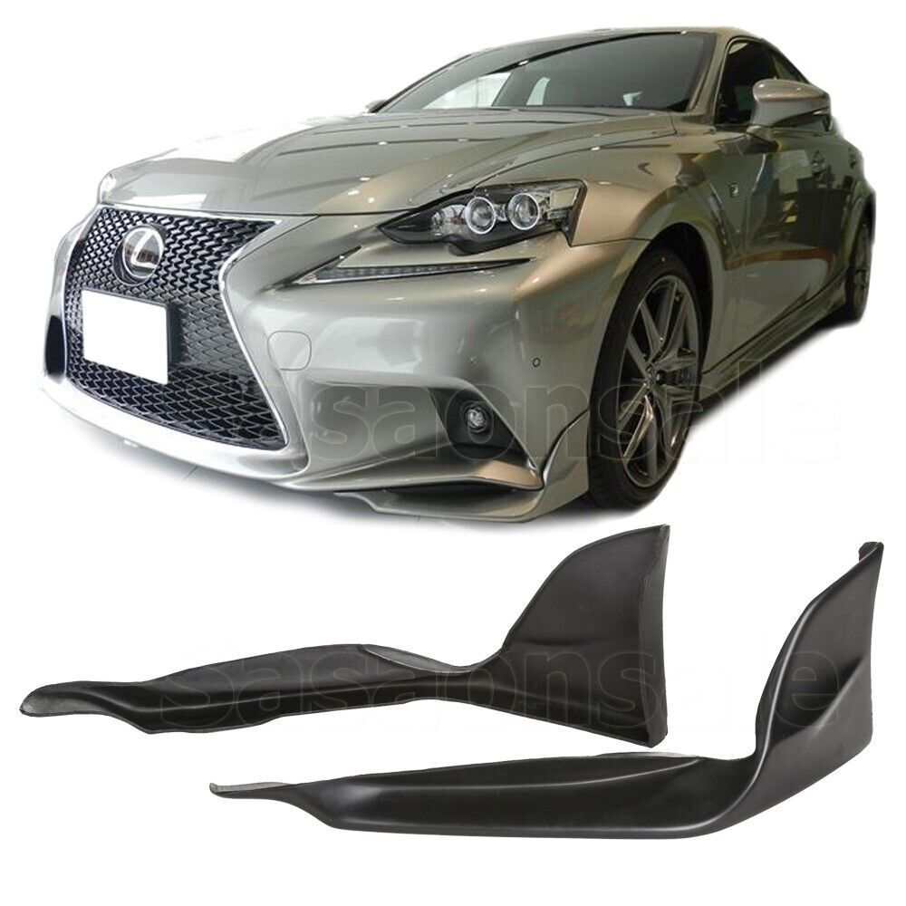Fit For 14-16 Lexus IS250 IS350 F-Sport 4dr Front PU