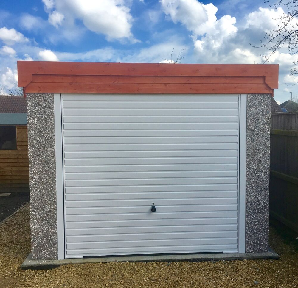 Sectional Garage: Pre-Fabricated Buildings | eBay