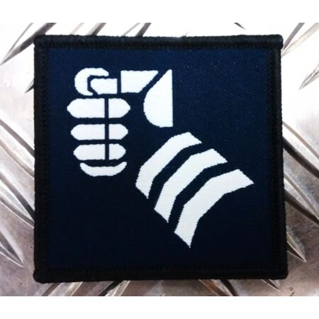 img-Genuine British Army 20th Armoured Infantry Brigade Iron Fist Patch / Badge
