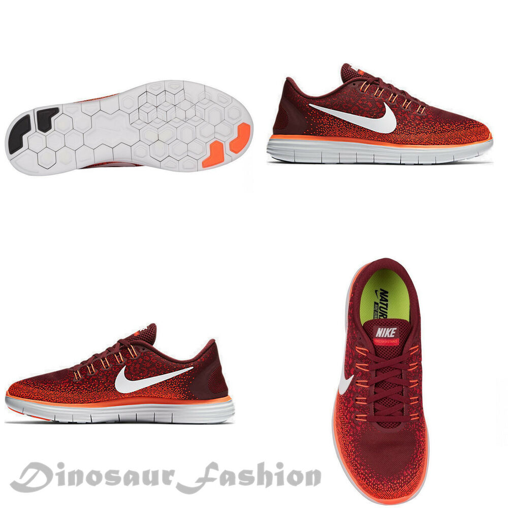 new york 626d7 7d7d0 Details about NIKE FREE RN DISTANCE  827115 - 601  Men s Running Shoes,New  with Box