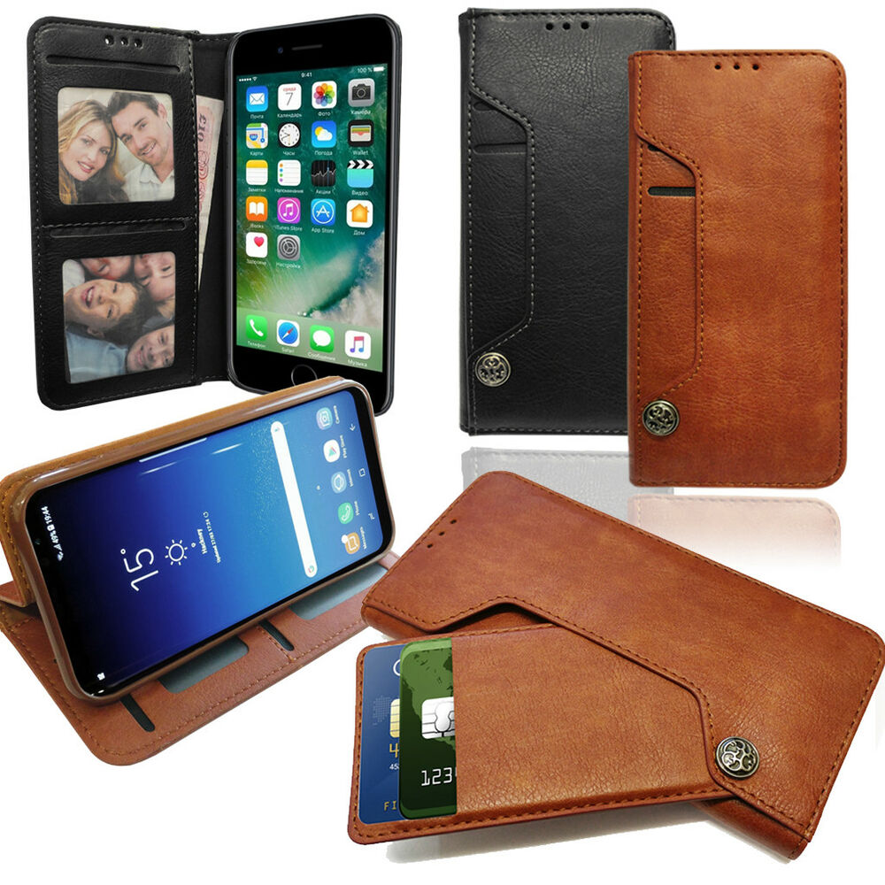 how to make a leather phone wallet