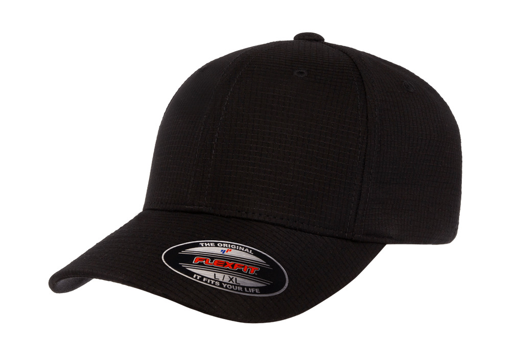 9c2d0d06f4f Details about 6587 Flexfit® Hydro Grid Cap Fitted Baseball Blank Plain Ball Cap  Flex Fit