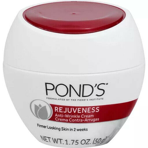 Ponds Wrinkle Cream Age Miracle Day Jar 50 G Rejuveness Anti Firm Skin Visible Reduce Lines Renew Oz Ebay 918x1000