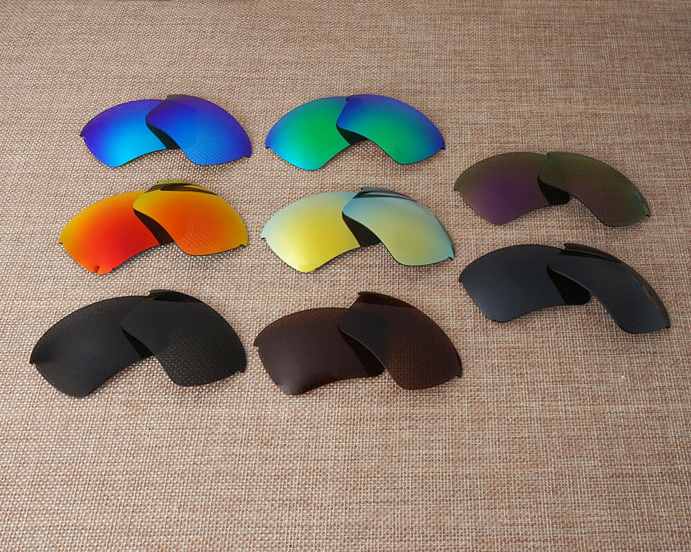 09de2cd1e61 Polarized Oakley Half Jacket 2.0XL Multi Mirrored Replacement Lenses  Anti-UV UK