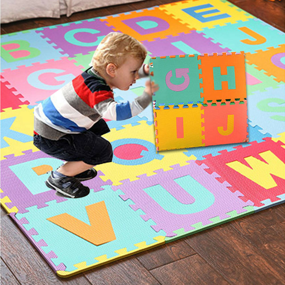 infant floor play carpet living foam home mats room thick mat baby xpe pad crawling large item