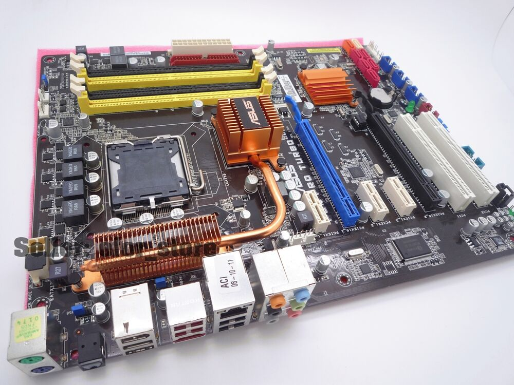 Asus P5Q PRO Turbo Motherboard Download Driver