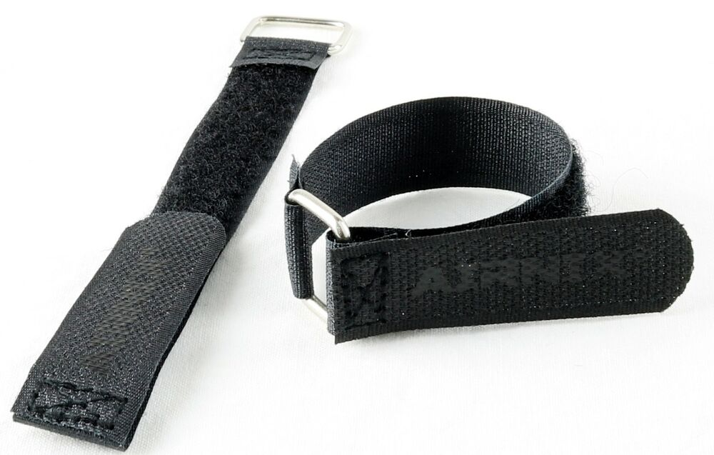 Airnix Hook And Loop Nylon Cinch Straps Reusable Fastening