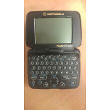 Motorola TalkAbout 2Way Pager - Pagewriter / Timeport Functional Powers On