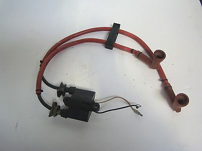 Yamaha Super Jet  Ignition Coil with Spark Plug Caps 650/701 Engines 61X 6R8