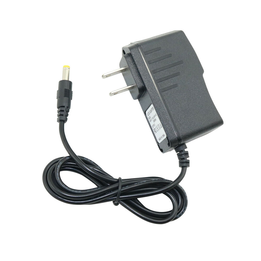 True Z5 Elliptical Power Cord: AC Adapter Cord For ProForm ZR3 XP 400R Stationary Bike